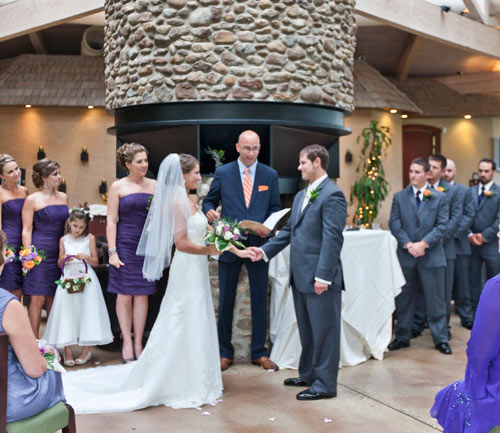 Cleveland's best wedding officiant