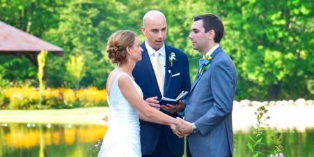 Perform beautiful weddings outdoors