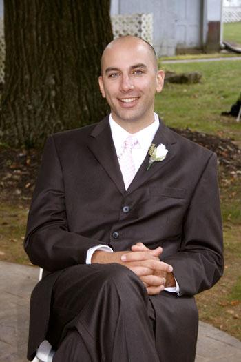 Matt Rutkowski - wedding officiant